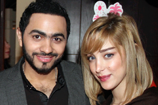 Basma and Tamer