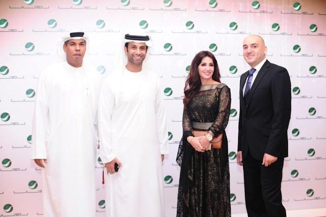 Mohab Charafli, Dina Hayek, Fayez AlSaeed &Mhmd MalAllah