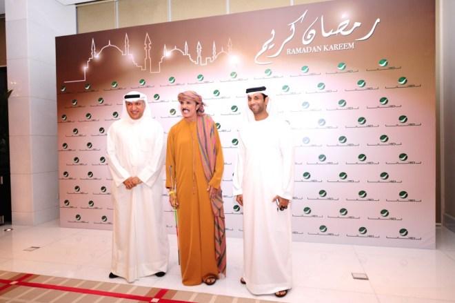 Mr Salem, Abdallah Belkheir & Fayez Al Saeed