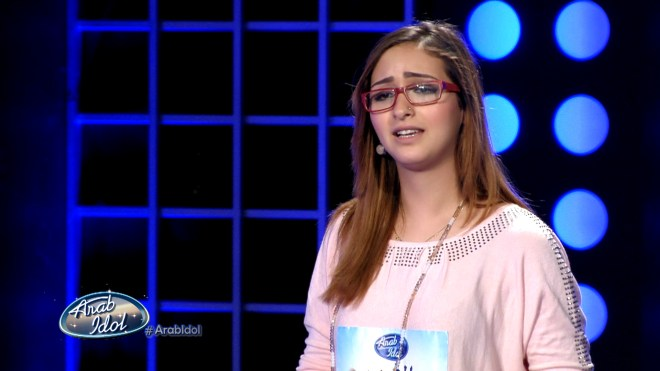 Arab Idol 3 - Auditions -KHAWLA MONAKAD