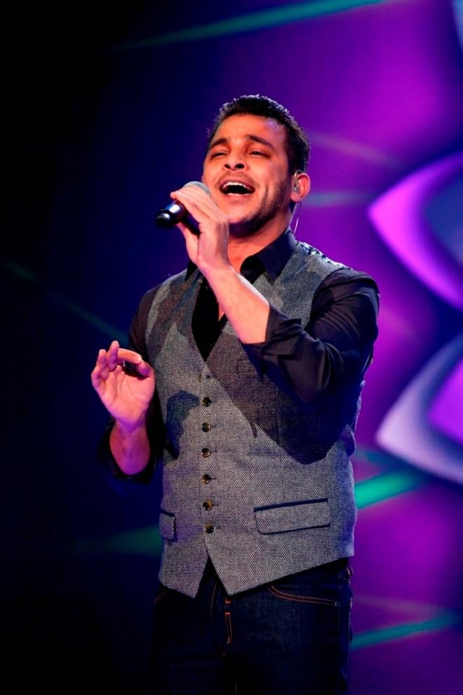MBC1 & MBC MASR Arab Idol S3 - Live Round - Mohamad Rashad (1)