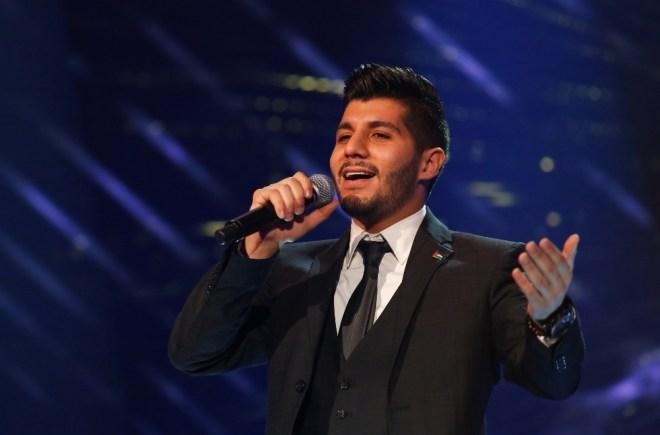 MBC1 & MBC MASR Arab Idol S3 - Live Round - Haitham Khalayli
