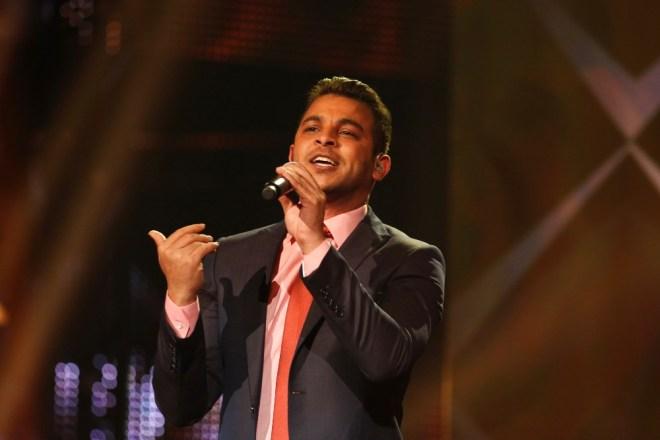 MBC1 & MBC MASR Arab Idol S3 - Live Round - Mohamad Rashad (2)