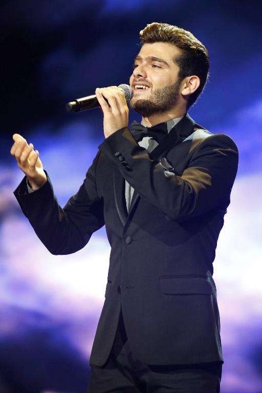 MBC1 & MBC MASR Arab Idol S3 - Live Round - Ammar Koufi (2)
