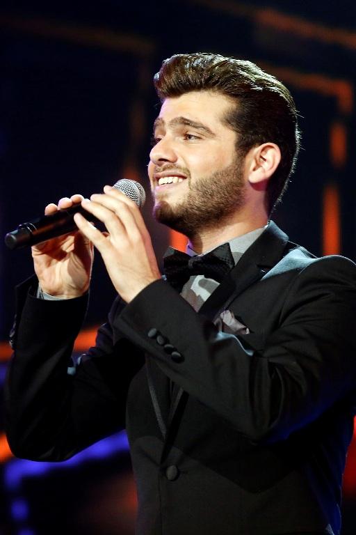 MBC1 & MBC MASR Arab Idol S3 - Live Round - Ammar Koufi (3)