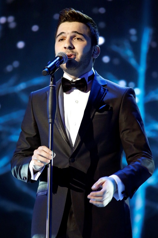 MBC1 & MBC MASR Arab Idol S3 - Live Round - Hazem Sherif (2)