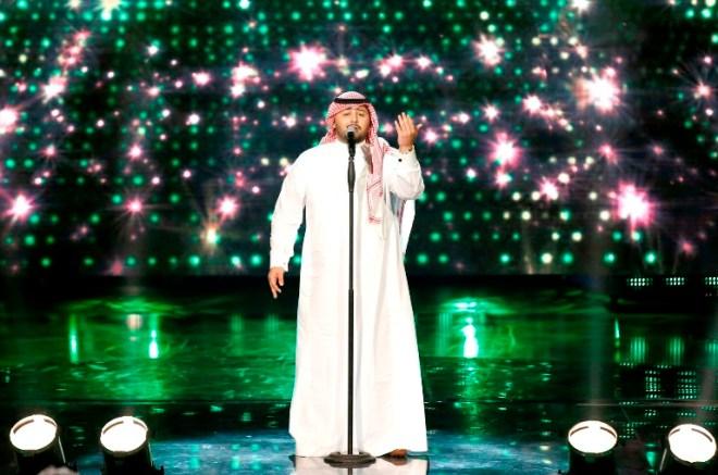 MBC1 & MBC MASR Arab Idol S3 - Live Round - Majed El Madani (3)