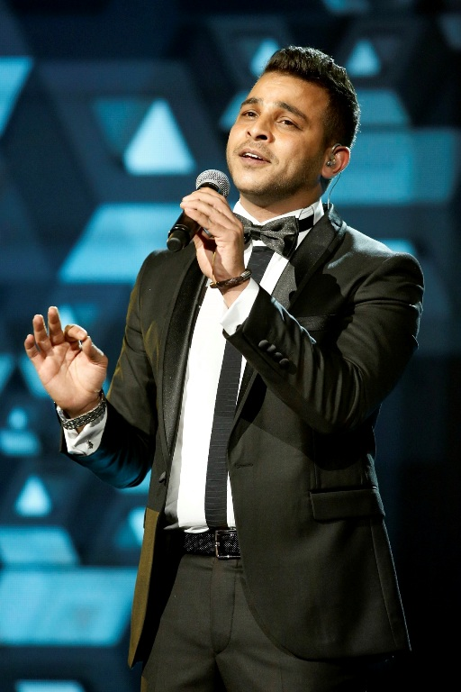 MBC1 & MBC MASR Arab Idol S3 - Live Round - Mohammed Rashad (2)
