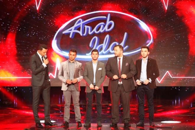 MBC1 & MBC MASR Arab Idol S3 - Results Gala - Group Results (2)