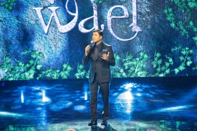 MBC1 & MBC MASR Arab Idol S3 - Results Gala - Wael Kfoury (2)