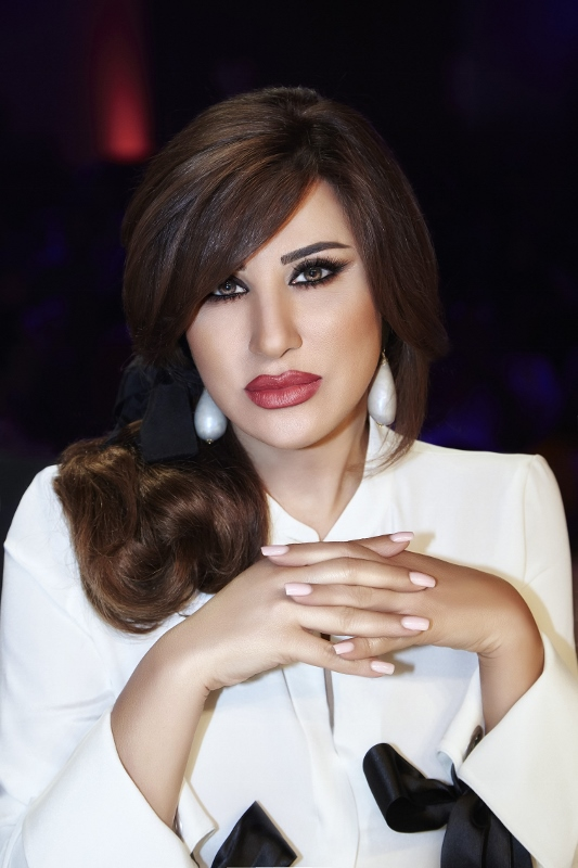 MBC4 & MBC MASR Arabs Got Talent S4 - Auditions- Najwa Karam (533x800)