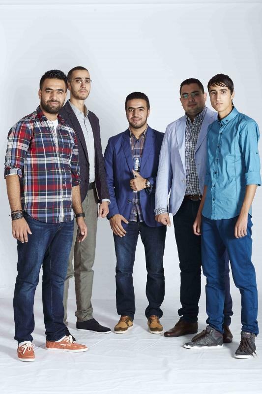 MBC4 & MBC MASR Arabs Got Talent S4 - Auditions- Siraj Band (533x800)