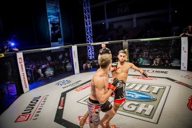 MBC Action- Desert Force Finale Live Event In Abu Dhabi-Mohammad Yahya VS. Ahmad Al Boussairy (800x534)