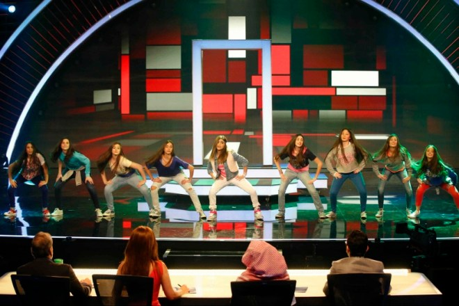 MBC4 & MBC MASR Arabs Got Talent S4 - Live 4- Hala El Turk (1) (800x533)