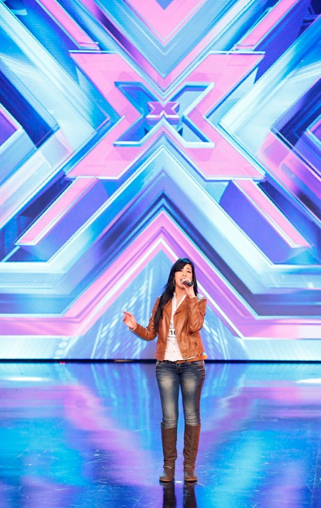 MBC4 & MBC MASR - The X Factor - Ep2 - Doha Bakir