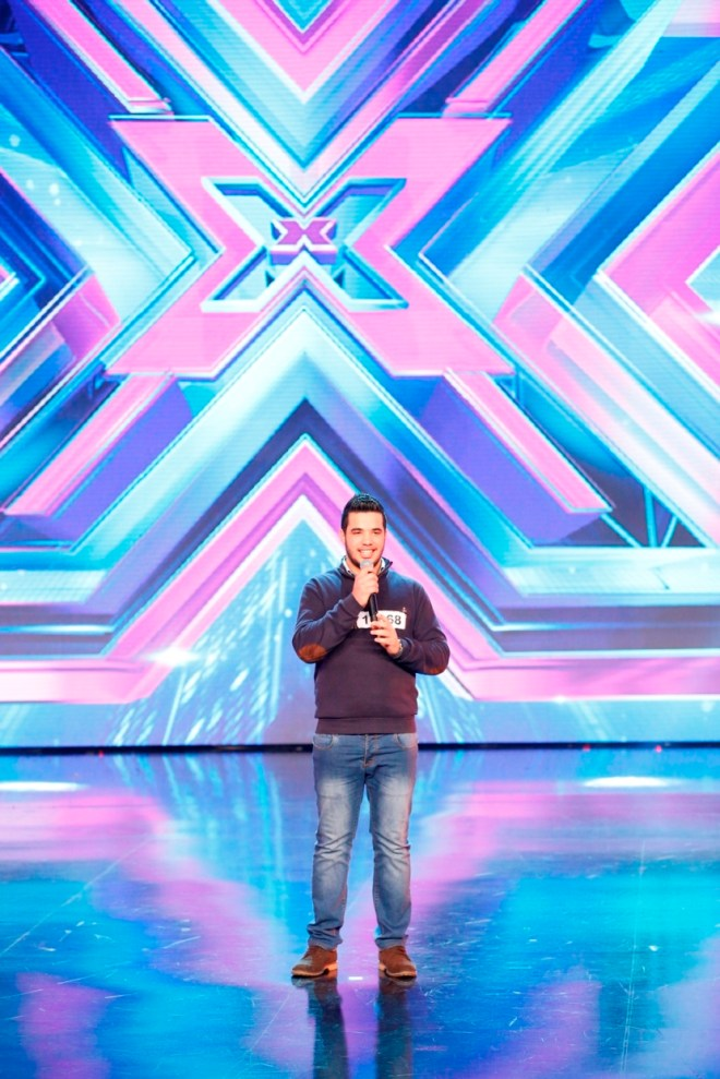 MBC4 & MBC MASR - The X Factor - Ep2 - Khaled Abed