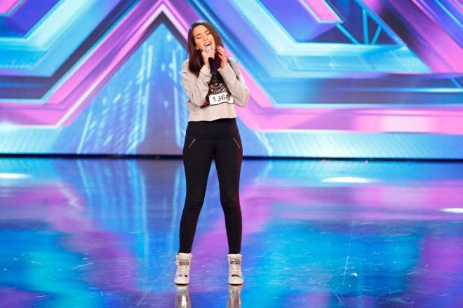 MBC4 & MBC MASR - The X Factor - Ep2 - Malak Al Husseiny