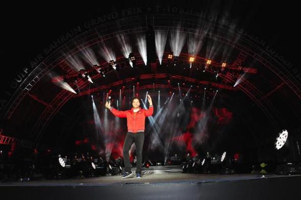 Amer Zayan (Formula 1 Concert - Bahrain) (6)