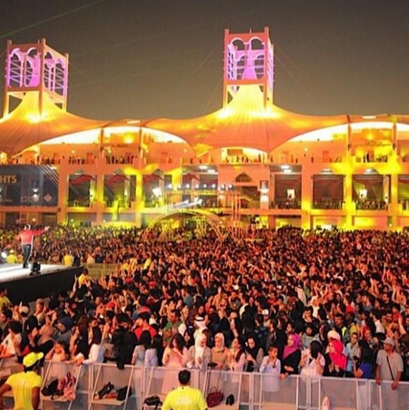 Amer Zayan (Formula 1 Concert - Bahrain) (7)