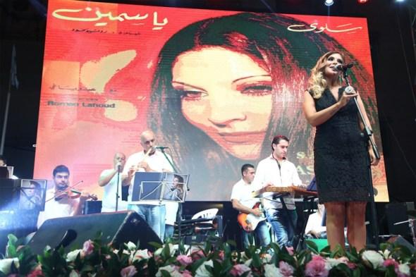Aline Lahoud Hazmieh Festival (8)
