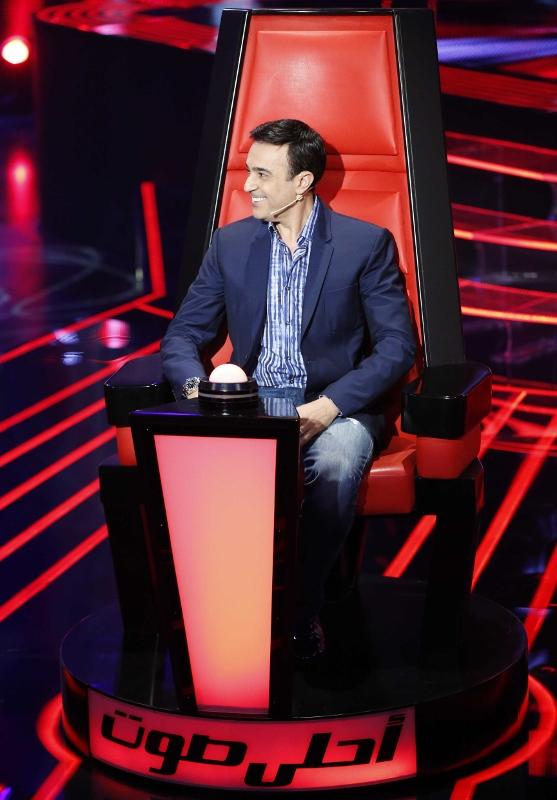 MBC1 & MBC MASR the Voice S3 - Blind 2 - Saber El Rebai (557x800)