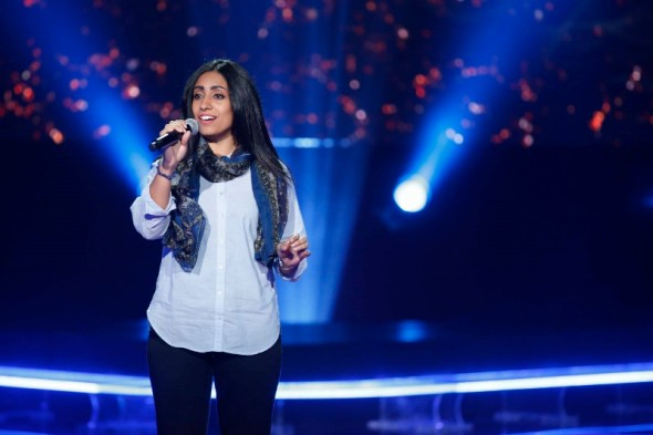 MBC1 & MBC MASR the Voice S3 - Blind 3 - Assi's team - Amira Reda (800x533)