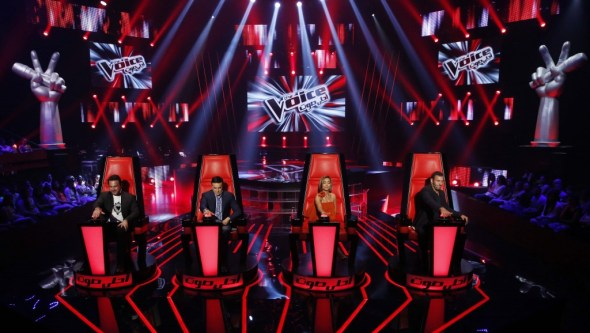 MBC1 & MBC MASR the Voice S3 - Blind 3 - Coaches
