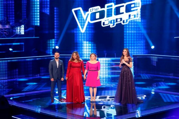 MBC1 & MBC MASR the Voice S3 - Live 1 - team Assi - results moment