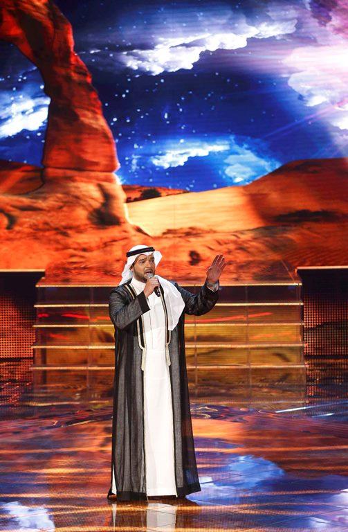 MBC1 & MBC MASR the Voice S3 - Live 1 - team Chirine - Abdelmajid Ibrahim
