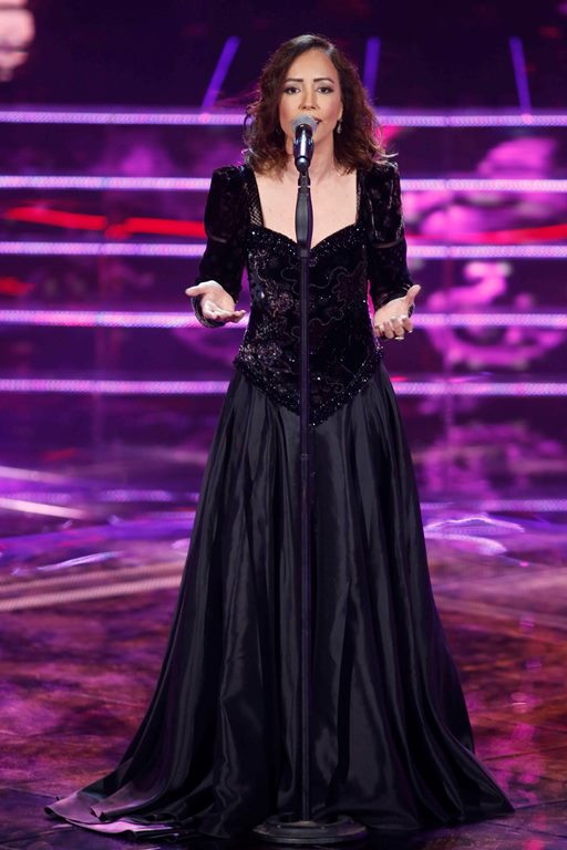 MBC1 & MBC MASR the Voice S3 - Live 1 - team Saber - Meherzia Tawil