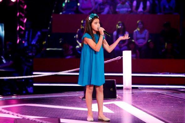 MBC1 & MBC MASR- the Voice Kids- Sing Off- Kadim's team- Winner Lynn Al Hayek (2)