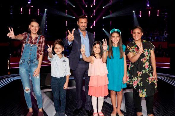 MBC1 & MBC MASR- the Voice Kids- Sing Off- Kadim's team