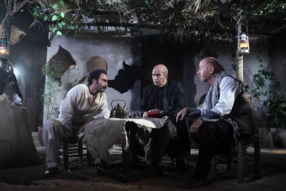 (3) MBC Group Ramadan 2016 - Bab Al Hara 8 - Abbas Al Nouri & Mustafa Khani