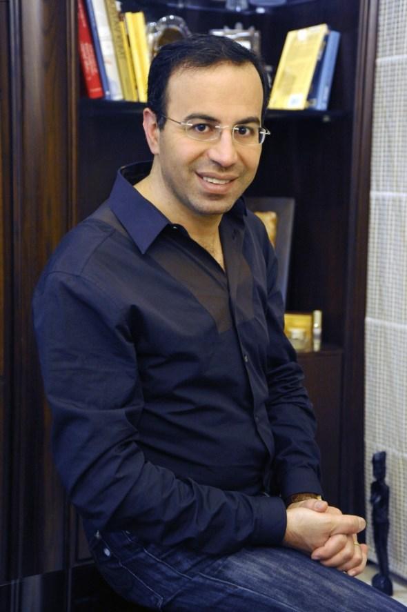 Dr Nader Saab