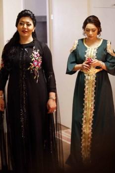 MBC4 BOXING GIRLS- Fatima Al Housni & Noura Al Aasar