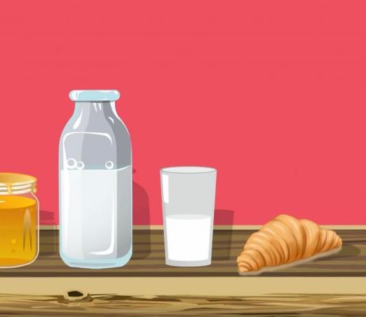 benefits of milk-and-honey-breakfast-