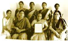 In 2004, KL was awarded the prestigious Chameli Devi Jain Award