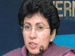 सशक्तिकरण और सामाजिक न्याय मंत्री - शैलजा कुमारी