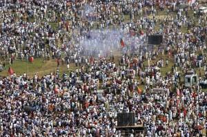 31-10-13 Desh Videsh - Patna