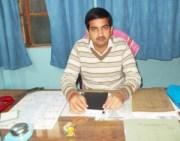 एस.डी.एम संजीव सिंह