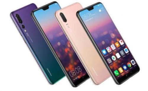 Huawei P20 और P20 Pro फ्रांस में हुआ लॉन्च