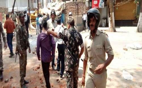 भारत बंद के दौरान झारखंड के कई जिलों में हिंसा, पुलिस पर पथराव; 763 गिरफ्तार