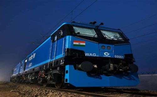 आज भारत के प्रधानमंत्री नरेंद्र मोदी दिखाएंगे पहले विद्युत रेल इंजन को हरी झंडी