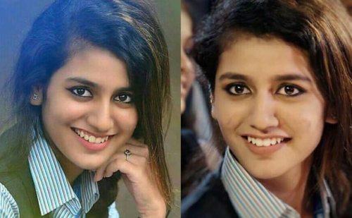अब हिन्दी फिल्मों के जरिए अपनी आंखों की गुस्ताखियों से सबको दीवाना बनाएंगी प्रिया प्रकाश