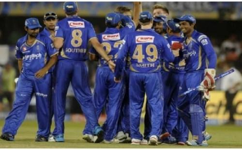 आईपीएल:राजस्थान रॉयल्स ने मुंबई इंडियंस को 3 विकेट से हराया