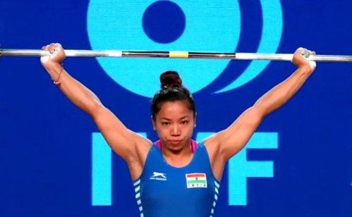 ऑस्ट्रेलिया में आयोजित राष्ट्रमंडल खेल में साइखोम मीराबाई चानू ने जीता गोल्ड