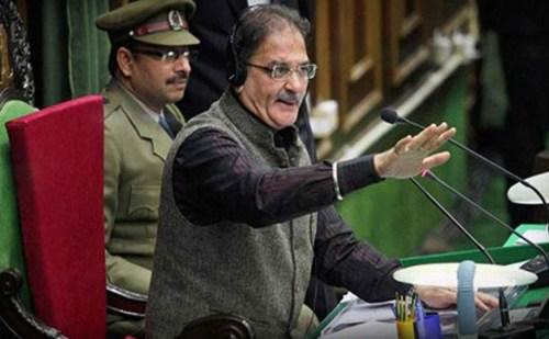 जम्मू-कश्मीर की सरकार में हुआ चेहरों का फेरबदल, विधानसभा स्पीकर कविंदर गुप्ता को डिप्टी सीएम बने
