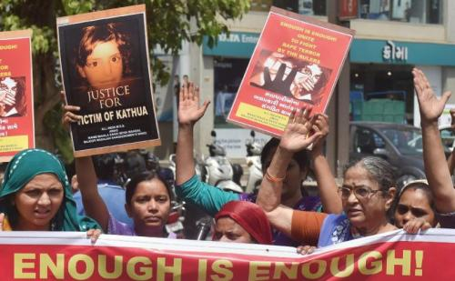 कठुआ रेप केस में पीड़ित परिवार को मिल रही है जान से मारने की धमकी