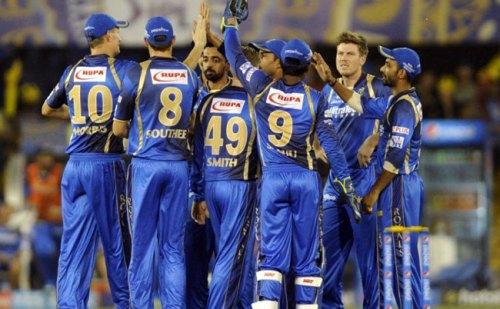 अपने होमग्राउंड में राजस्थान रॉयल्स ने दिल्ली को 10 रनों से दी मात
