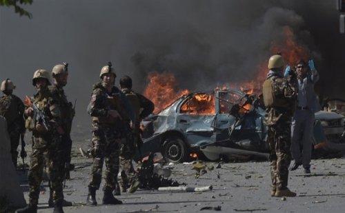काबुल में हुए बम धमाकों में 7 पत्रकारों सहित 29 लोगों की मौत